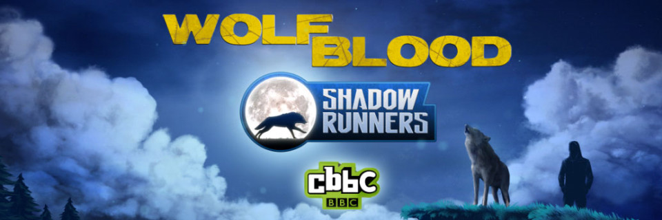 Wolfblood Shadow Runners CBBC